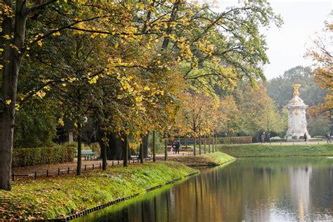 Changing Of The Seasons In Berlin's Tiergarten The