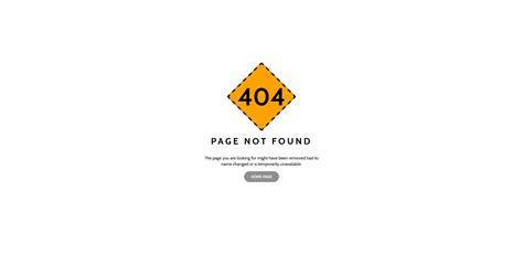 Best Free Error Page Templates Colorlib