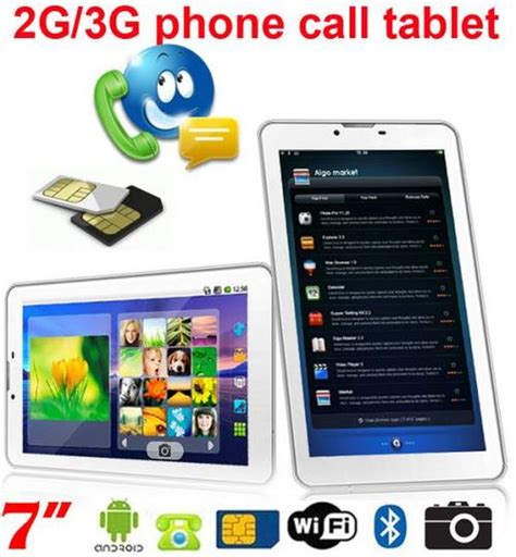 android tablet with sim card slot devices 7 quot dual android tablet smartphone dual sim