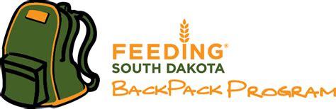 backpack program feeding south dakota