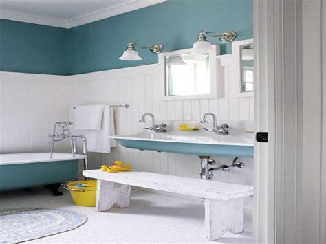 Bloombety  Beach Coastal Bathroom Ideas Coastal Bathroom
