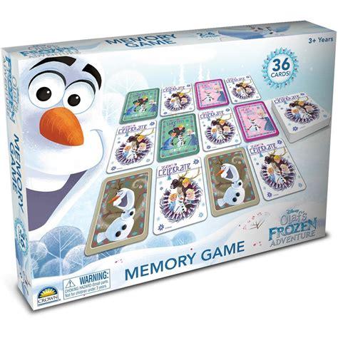 disney frozen memory card game big