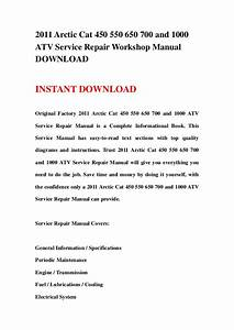 File  2011 Arctic Cat Atv 700 Wiring Diagram