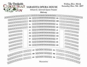 Chart House Sarasota Christmas Show Tickets The Ditchfield Family Singers