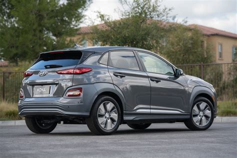 2019 Hyundai Kona Electric Arrives In The Us With 250mile