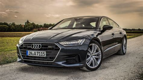 2019 Audi A7 Is Tech Lover's Fastback Fantasy