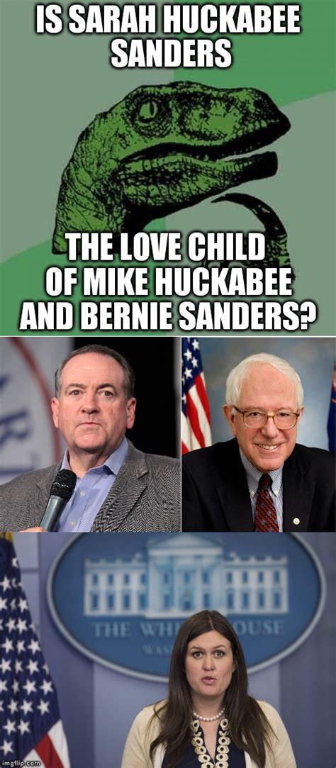 Sarah Huckabee Sanders Memes - huckabee imgflip
