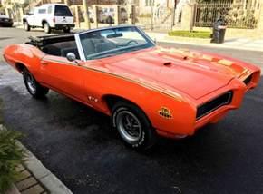 1968 Pontiac GTO Judge Convertible