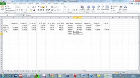 calculate average time excel sum hours