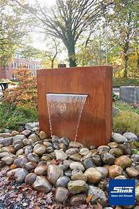 Gartenbrunnen Aus Cortenstahl : gartenbrunnen aus cortenstahl cortenstahlbrunnen online ~ Sanjose-hotels-ca.com Haus und Dekorationen
