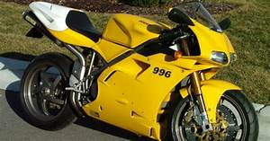 Ducati Superbike 748 996 2001 Owner Manual