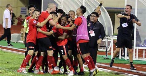 Brunei DPMM wins 2019 Singapore Premier League, 5th time ...