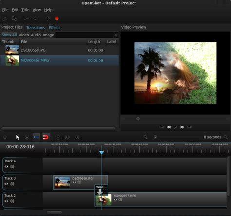 openshot video editor achieves crowdfunding goal coming