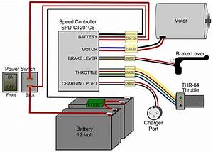 Xiaomi Mijia M365 Electric Scooter Bt Instrument Circuit