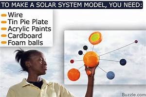 Practically Simple Ideas For Your Kid U0026 39 S Solar System Project