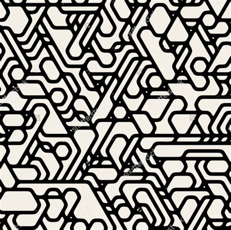 awesome futuristic patterns  premium creatives