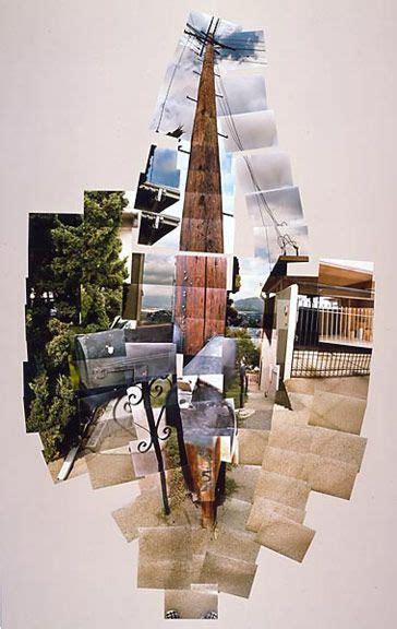 david hockney telephone pole   photo