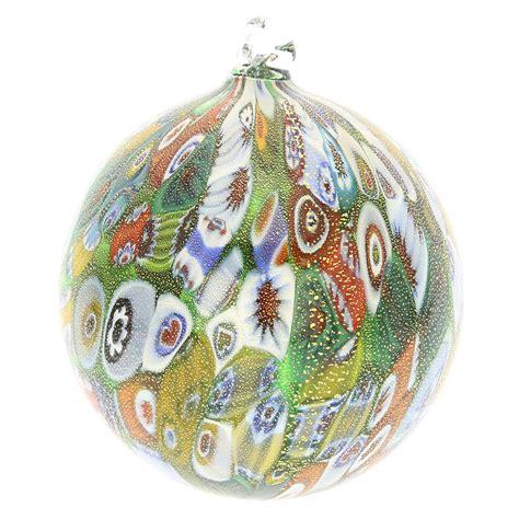 christmas tree ornaments murano glass christmas ornament