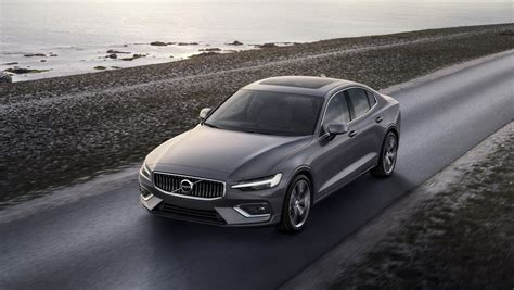 2019 volvo in meet the 2019 volvo s60 the car that comes to put the