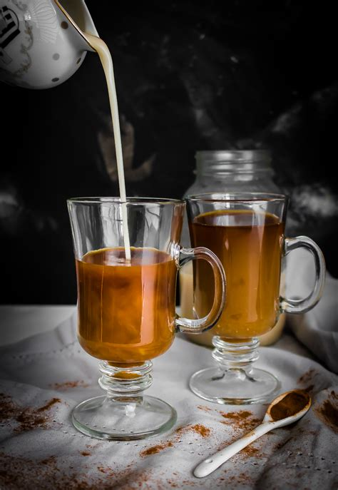 The only thing that tops his cooking is his mixology skills. MOROCCAN SPICED COFFEE - My Digital Kitchen