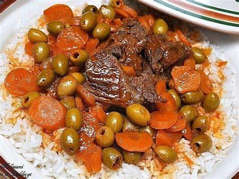 cuisine senegalaise recettes de bœuf de couscous et puddings