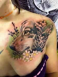 Tatouage Loup Celtique : un tatouage de loup 15 inkage ~ Farleysfitness.com Idées de Décoration