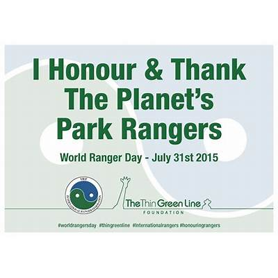 Jersey's Rangers come together to celebrate World Ranger