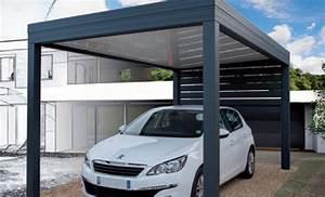 Carport En Aluminium : carport en aluminium d clinable en pr au et abri de terrasse ~ Maxctalentgroup.com Avis de Voitures
