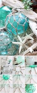 Diy, Ideas, U0026, Tutorials, For, Nautical, Home, Decoration