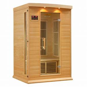 2 Personen Sauna : jnh lifestyles joyous 2 person far infrared sauna mg215hb ~ Lizthompson.info Haus und Dekorationen