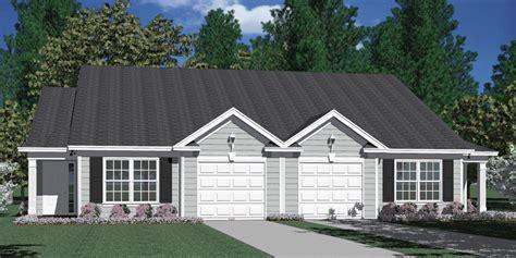 houseplansbiz house plan   duplex