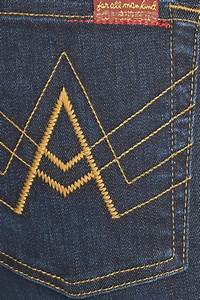 7 For all Mankind Back Pocket Design Jeans from Oregon by ...