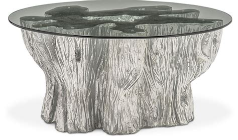 Natura Cocktail Table  Silver  Value City Furniture And