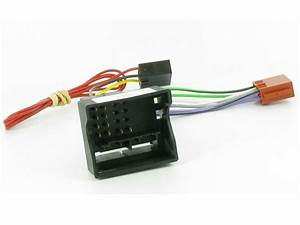 Ct20ft02 Fiat Qubo 2008 On Iso Stereo Head Unit Wiring