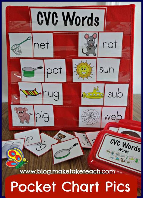 pocket chart pictures kinderland collaborative