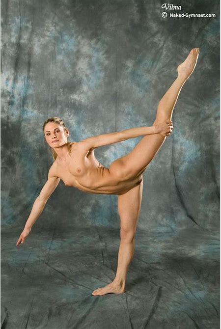 Nude ballet performance