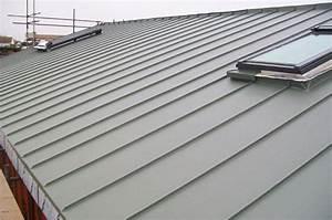Produit Etancheite Terrasse : zinc toiture produit etancheite terrasse beton guehenno ~ Melissatoandfro.com Idées de Décoration