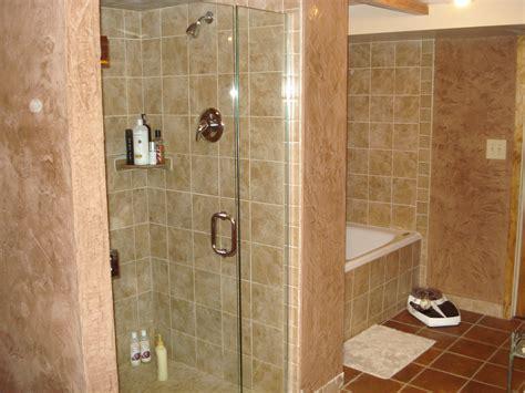 Venetian Plaster Finish In Bathroom
