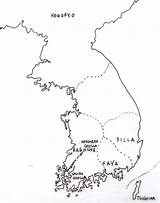 Coloring Peninsula Drawing Korea Korean North Drawings Designlooter 1020 88kb Getdrawings sketch template