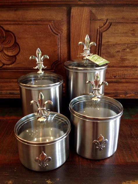 kitchen decorative canisters 193 best images about fleur de lis on mardi