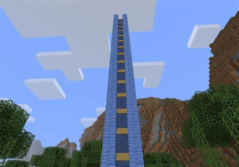 How To Make A Boat Elevator In Minecraft Pe by How To Build A Water Elevator In Minecraft 171 Minecraft