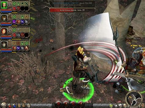 dungeon siege ii dungeon siege broken