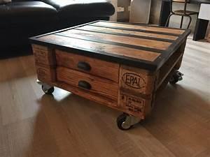 Table Basse Palettes : pied table basse epingle a cheveux table basse en ~ Melissatoandfro.com Idées de Décoration