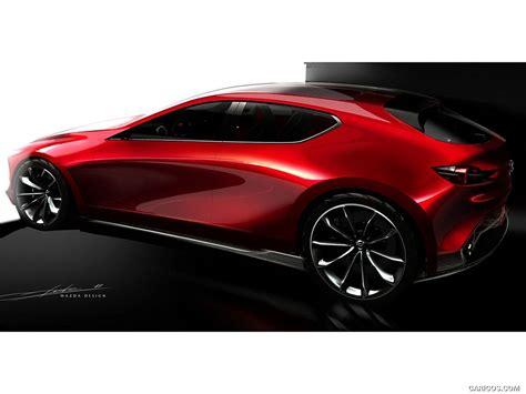 2017 Mazda Kai Concept Wallpaper