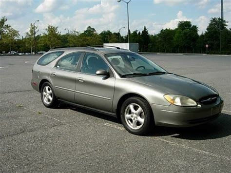buy   ford taurus se wagon fully loaded automatic