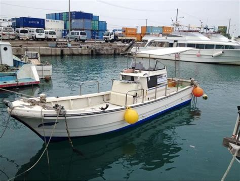 Small Boat Japan by 7 9m Used Small Fiberglass Fishing Boat Buy Used Fishing