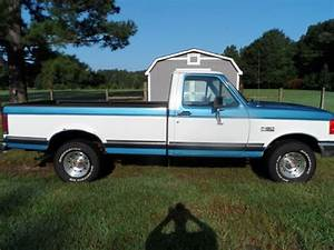1989 Ford F150 Xlt Lariat 4 Wheel Drive Manual