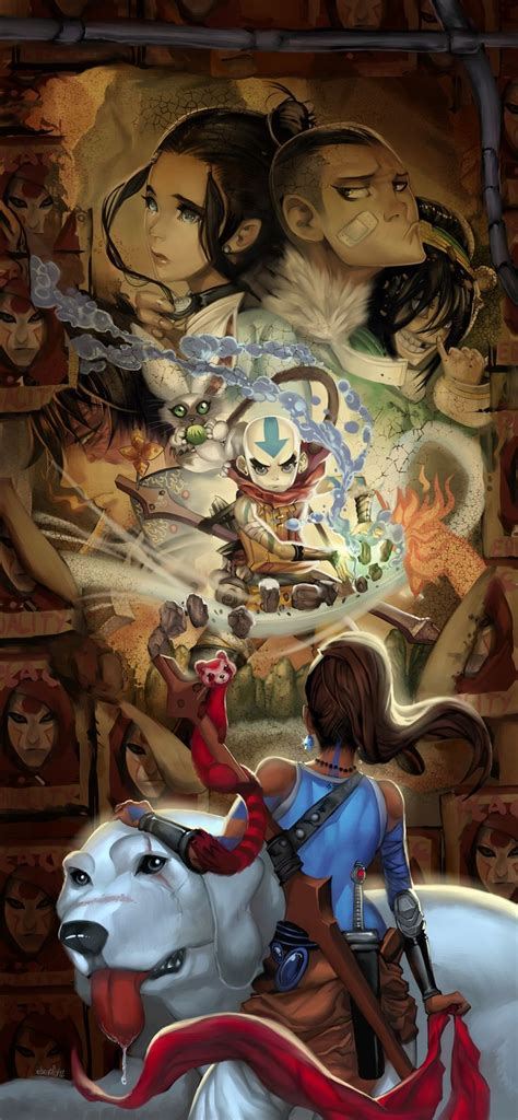 avatar  legend  korra images  pinterest