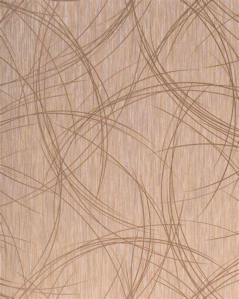Tapeten Metallic Look by Edem 1021 13 Designer Tapete Risse Struktur Kreise