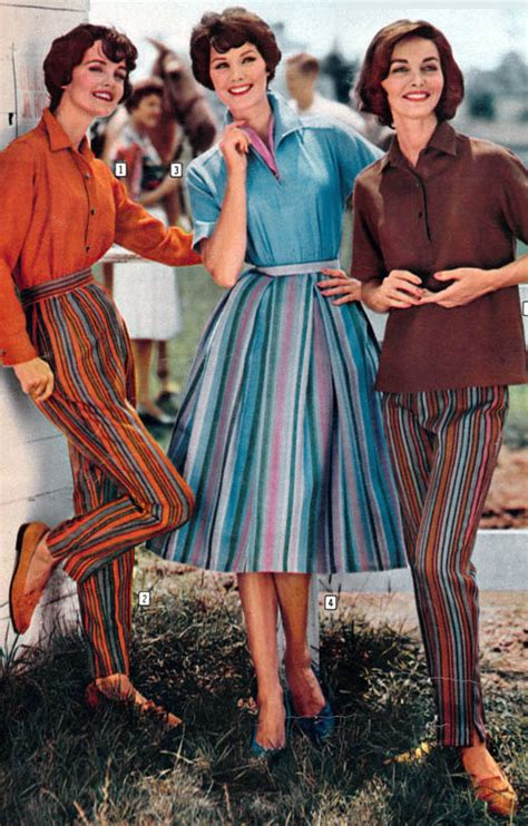 1950s Fashion Styles Trends Pictures And History